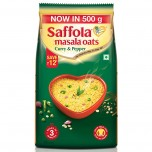 Saffola Masala Oats Curry and Pepper
