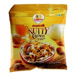 Saffola Museli Nutty Crunch with Almonds and Raisins