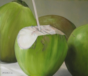 Tender Coconut chipped