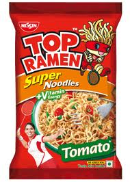 Top Ramen Super Noodles Tomato