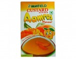 Weikfield Custard Powder Aamras Flavor