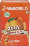 Weikfield Jelly Crystals Mango Flavor