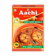 aachi fish curry masala
