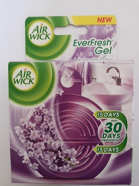 air wick ever fresh gel lavender dew