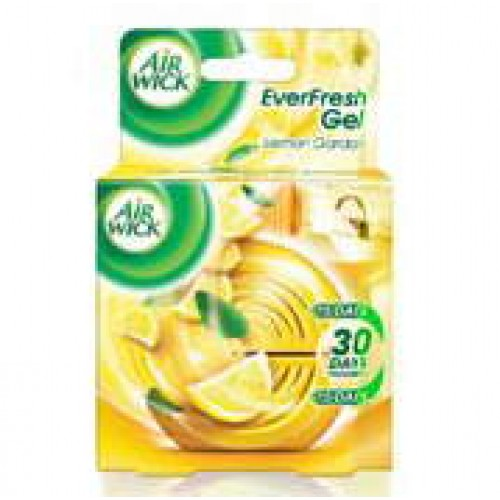air wick ever fresh gel lemon garden