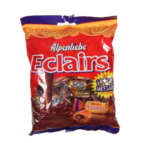 Alpenliebe Eclairs Toffees