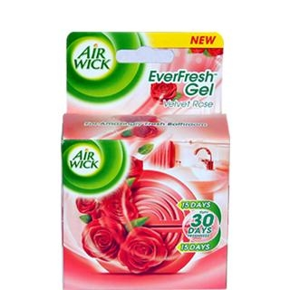 air wick ever fresh gel velvet rose