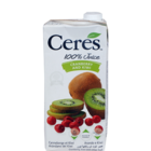 Ceres Cranberry and Kiwi Juice