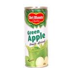 Del Monte Green Apple Fruit Drink Can