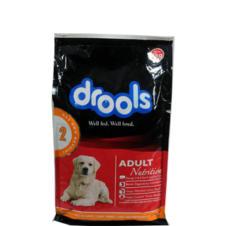 Drools Adult Treat Chicken and Egg 2 Biscuits