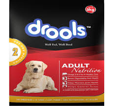 Drools Adult Nutrition Chicken and Egg