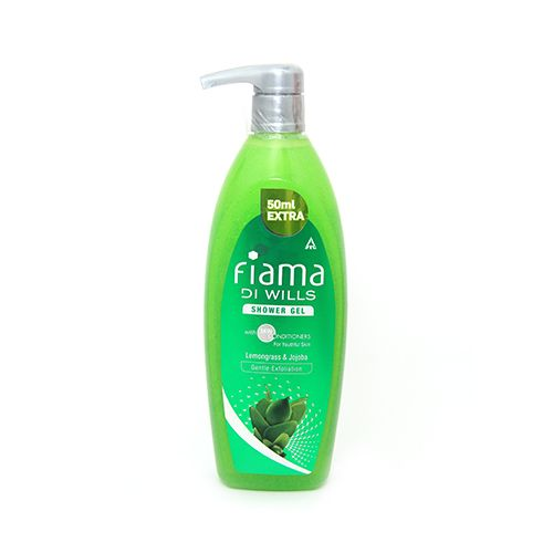 Fiama Di Wills Shower Gel Lemongrass and Jojoba Clear Spring