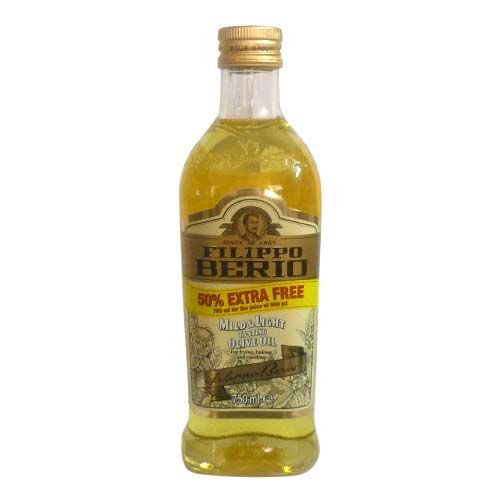 Fillipo Berio Olive Oil Mild Light