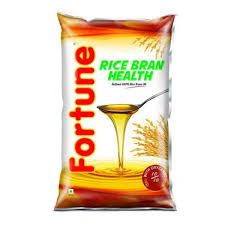fortune refined rice bran oil