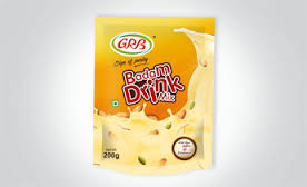grb badam drink mix