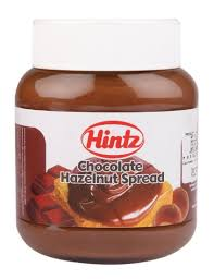 Hintz Hazelnut Spread Chocolate