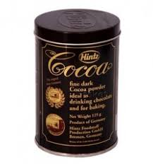 Hintz Cacao Fine Dark Cocoa Powder
