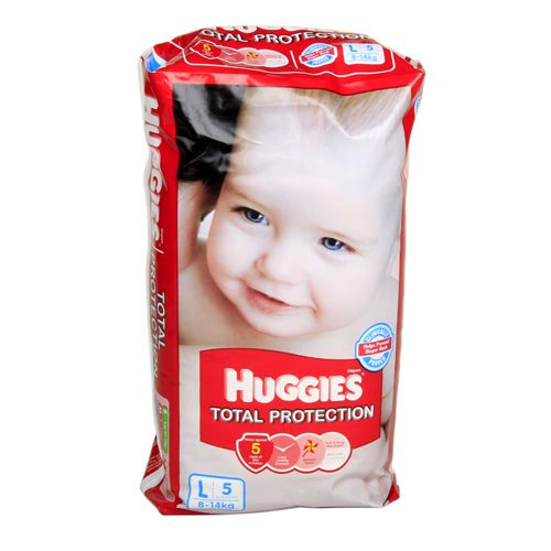 Huggies Care Large 8 to 14 Kg