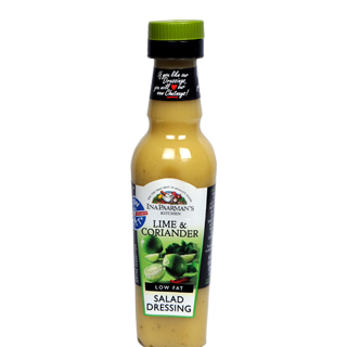 Ina Paarmans Lime n Coriander Low Fat Salad Dressing