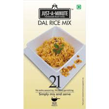 Just A Minute Dal Rice
