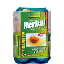 Kansal Herbal Odourless Organic Eggs