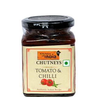 Kitchens Of India Tomato & Chilli Chutneys