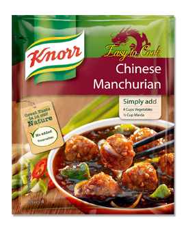knorr chinese manchurian