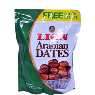 Lion Dates Arabian