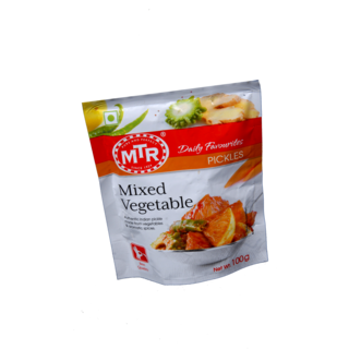 MTR Mixed Vegetable Pickle Pouch